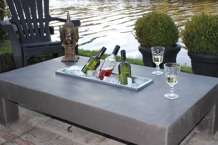 Concrete designs tafel