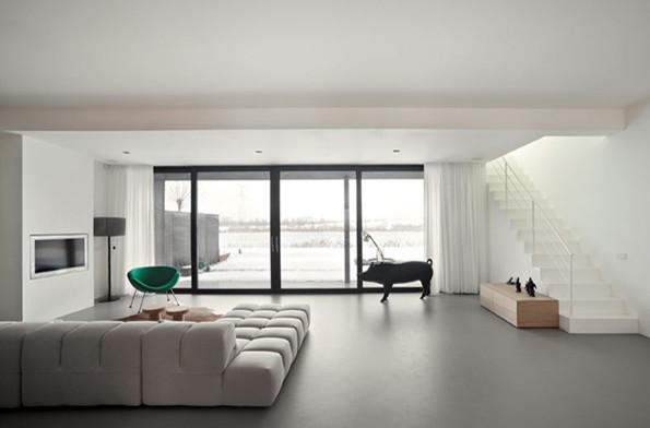 De betonlook vloeren specialist. Elk soort betonlook vloer is mogelijk